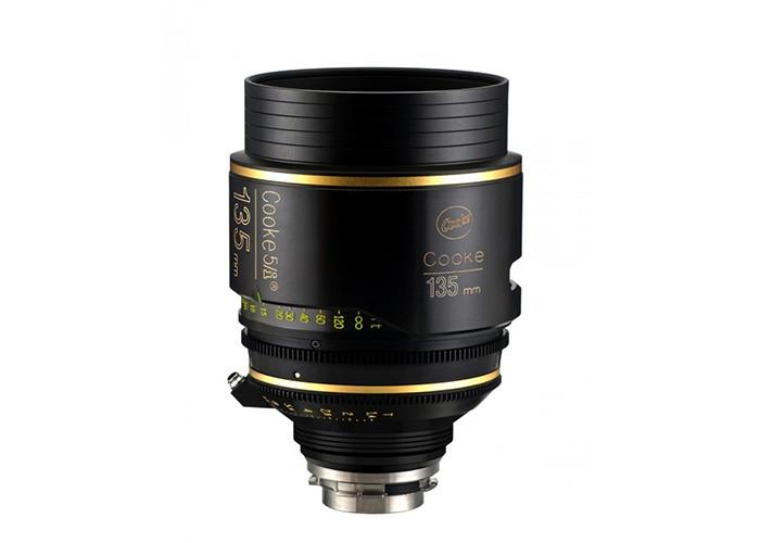 Cooke 5/i Prime Lenses T1.4 135mm