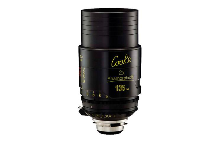 Cooke Anamorphic/i Prime Lenses 135mm
