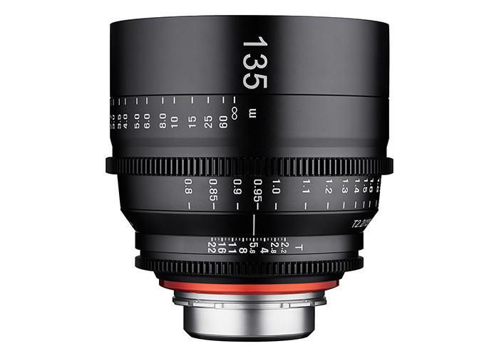 Samyang Xeen 135mm T2,2 Nikon F