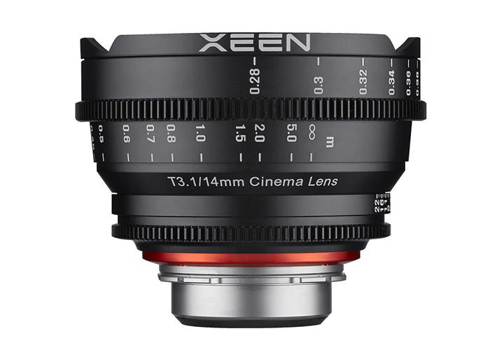 Samyang Xeen 14 mm T 3,1 Sony E