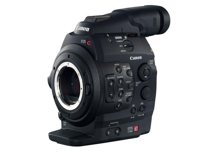 Canon Cinema EOS C300 DAF