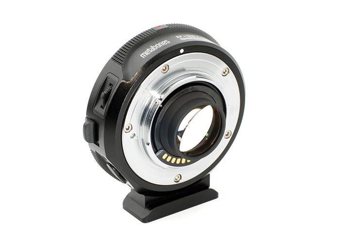 Metabones Canon EF do BMCC T Speed Booster 0.64x