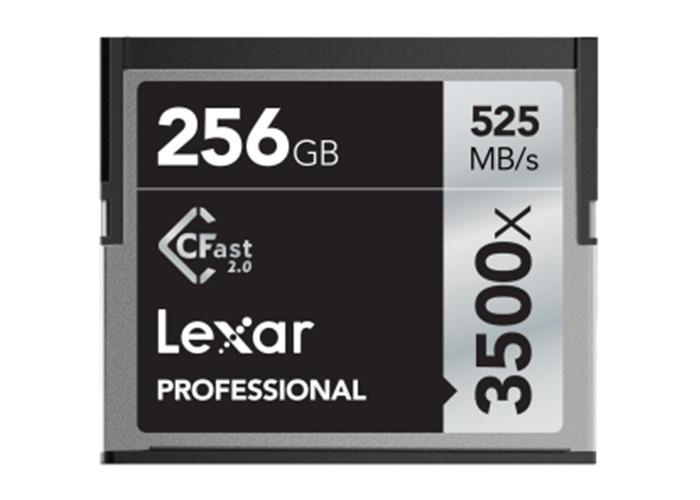 Lexar Professional 3500x CFast 2.0 256GB