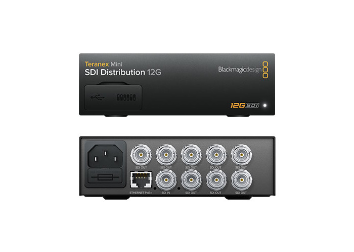 Blackmagic Design Teranex Mini - SDI Distribution 12G