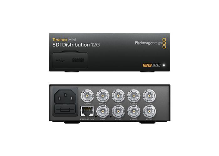 Blackmagic Design Teranex Mini - SDI Distribution 12G