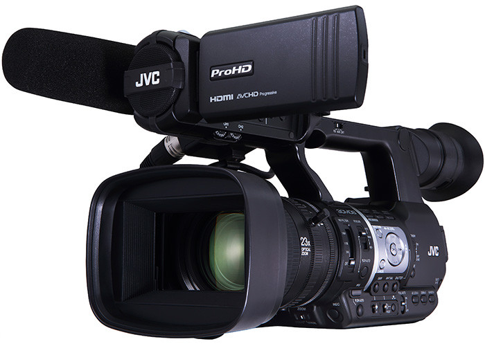 JVC GY-HM620 HD