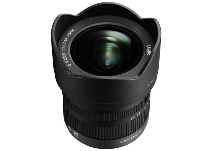 Panasonic Lumix G Vario 7-14mm F4,0 MFT