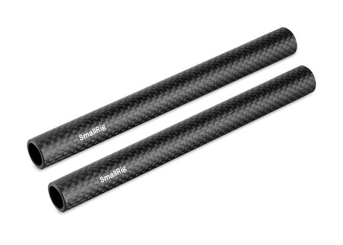 """SmallRig (1872) 15mm Carbon Fiber Rod - 6"""", 2 szt."""