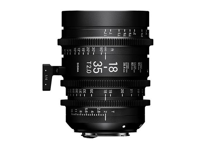 Sigma High Speed Zoom Line 18-35mm T2 EF-Mount