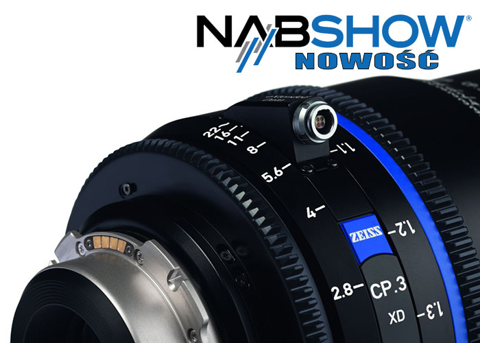 Zeiss Compact Prime CP.3 XD 35/T2,1 T* - PL