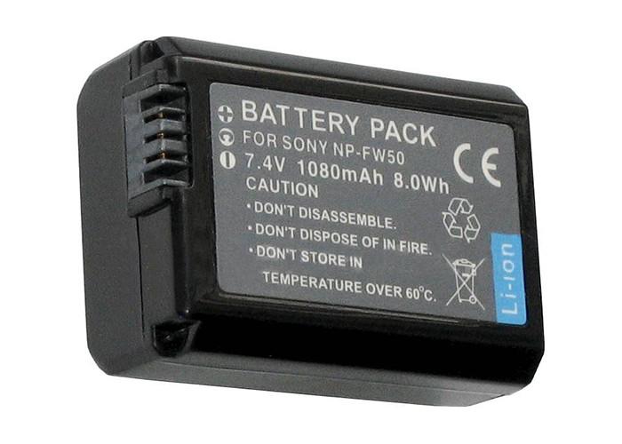 ZOOM NP-FW50 1080mAh (Akumulator)