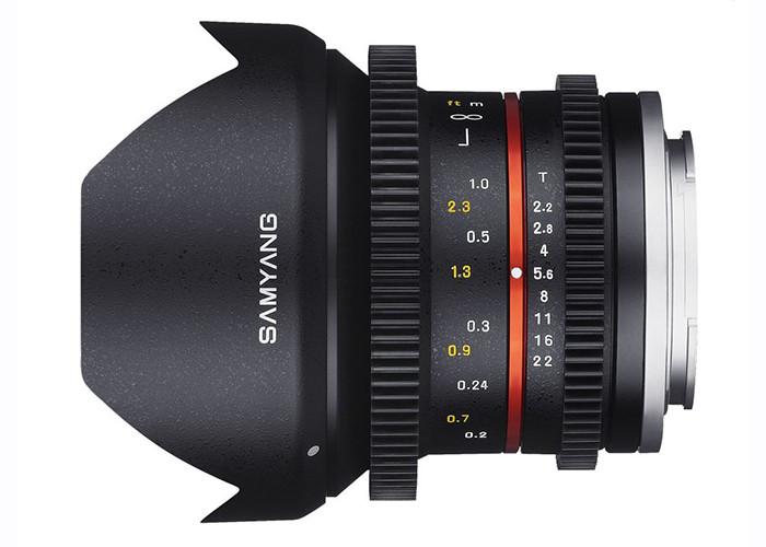 Samyang VDSLR 12mm T3,1 Micro 4/3 (MFT)