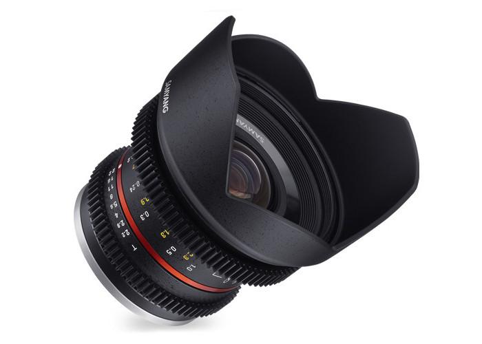 Samyang CINE 12mm T2,2 Sony E