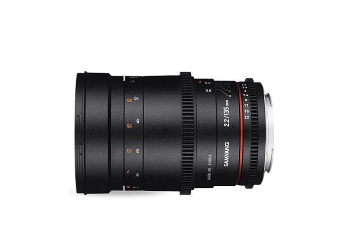 Samyang VDSLR 135mm T2,2 Sony E
