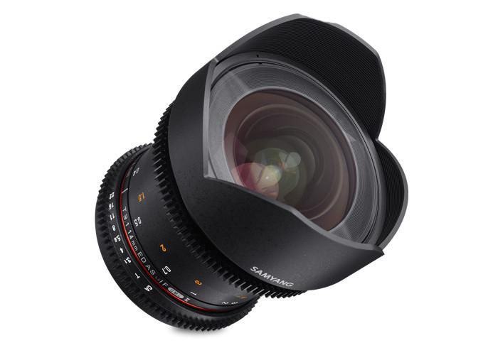 Samyang VDSLR II 14mm T3,1 Sony E