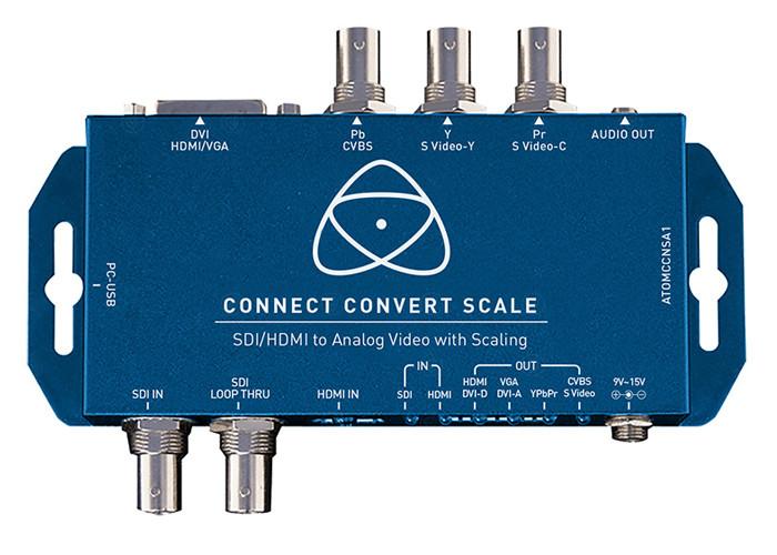 Atomos Connect Convert Scale SDI/HDMI do Analog