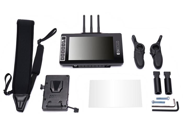 SmallHD 703 Bolt V-Mount Directors Kit
