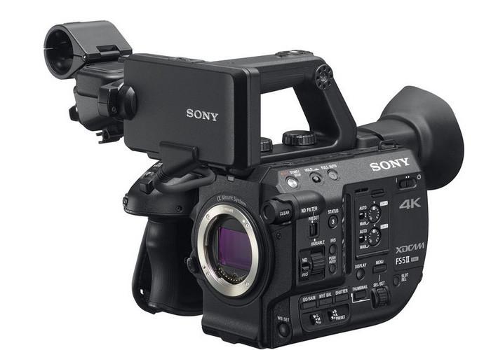 Sony PXW-FS5M2 + Sony 18-105mm/F4 (SELP18105G)