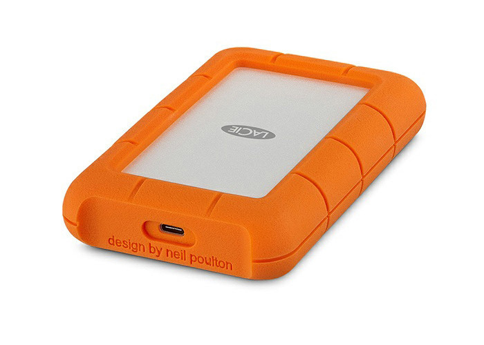 LaCie Rugged USB-C Mobile Drive 5TB (STFR5000800)