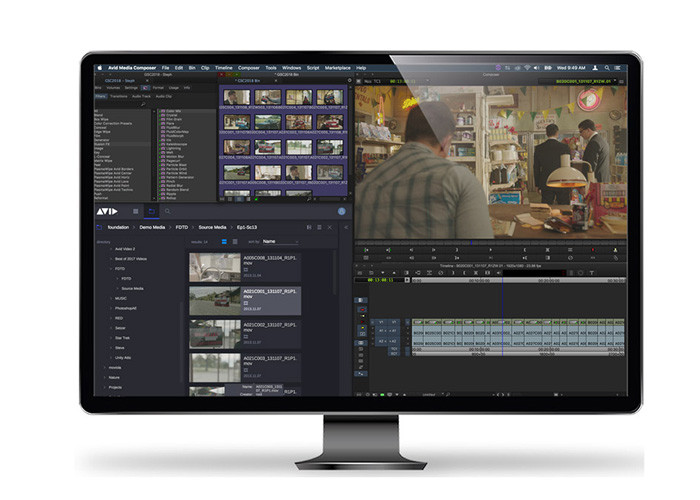Avid Media Composer Ultimate 1-Y Subscription (ESD)