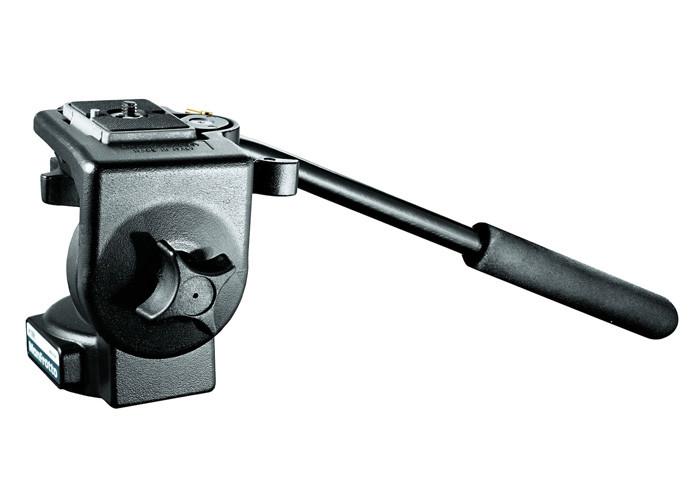 Manfrotto Głowica Micro Fluid z płytką RC2 (128RC)