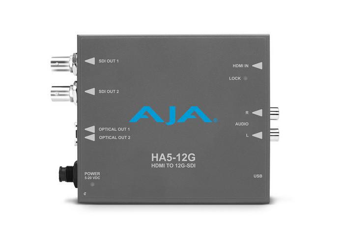 AJA HA5-12G-T