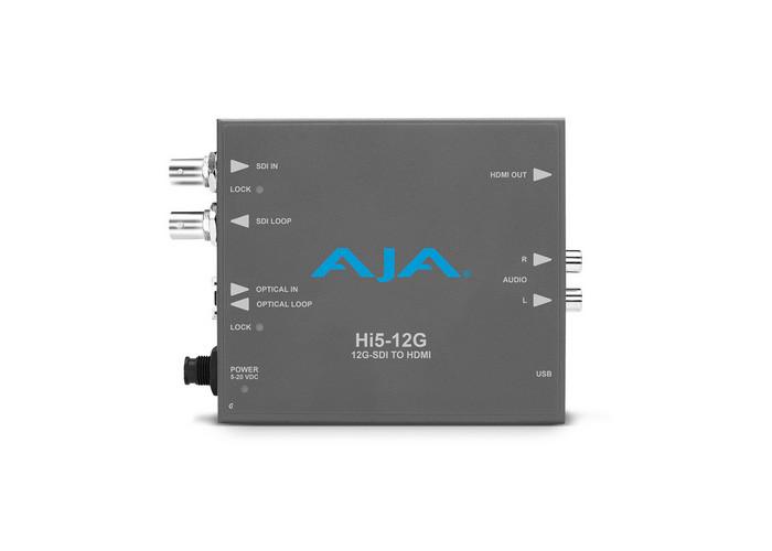 AJA Hi5-12G