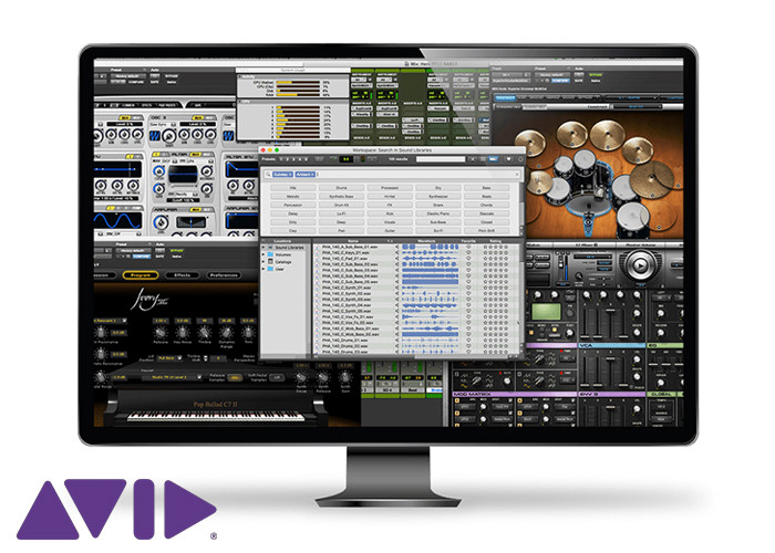 Avid Pro Tools 1 Year Subscription EDU (ESD)