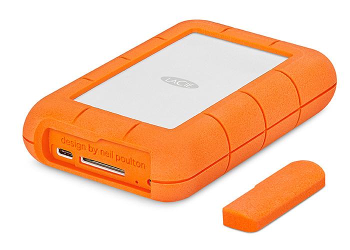 LaCie Rugged RAID Pro USB-C 4TB (STGW4000800)