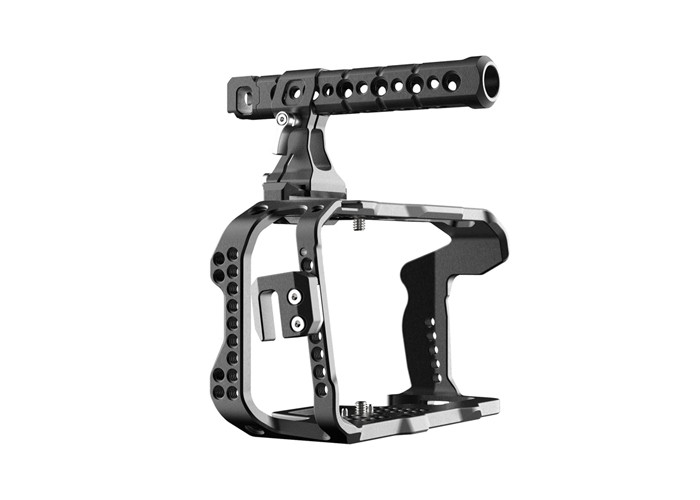 8Sinn BMD Pocket  4K/6K Cage + Top Handle Pro (HDMI & USB-C cable clamp not included)