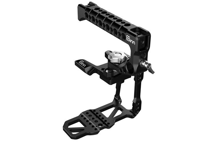 8Sinn Half Cage for BMPCC 6K Pro + 8Sinn Top Handle Scorpio (Include 8-AR28MMM)
