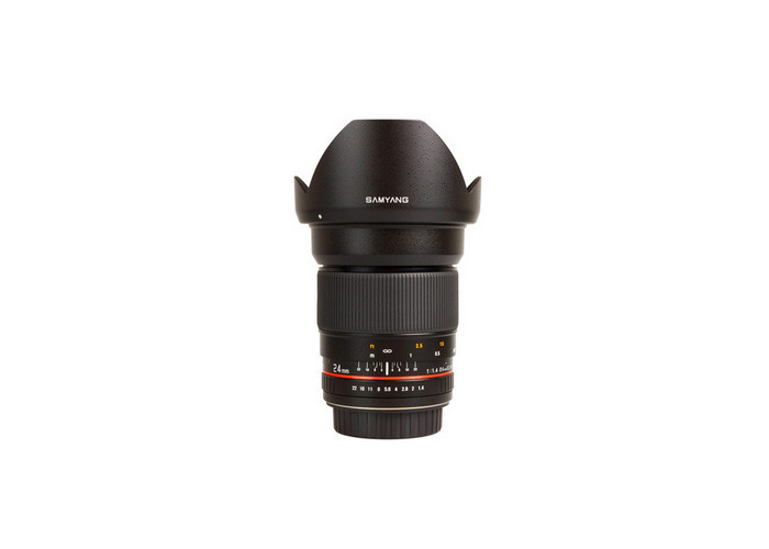 Samyang 24mm f1.4 Micro 4/3  MFT