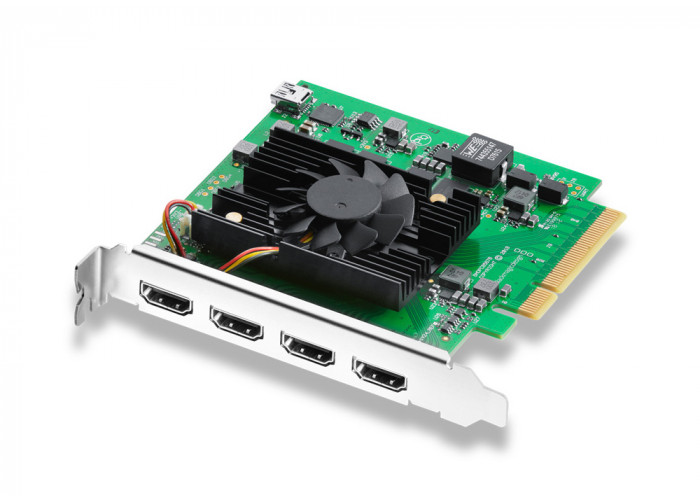 Blackmagic Design DeckLink Quad HDMI Recorder