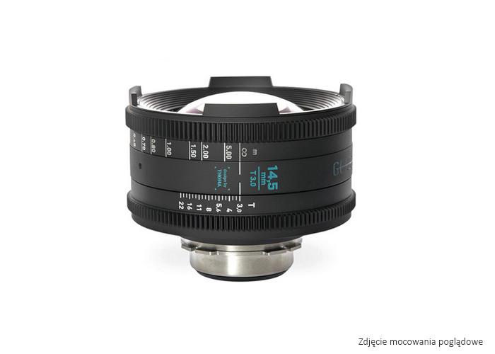 GECKO-CAM Genesis G35 14,5mm T3.0 E / metric