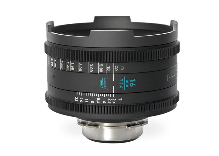 GECKO-CAM Genesis G35 16mm T2.5 PL /metic