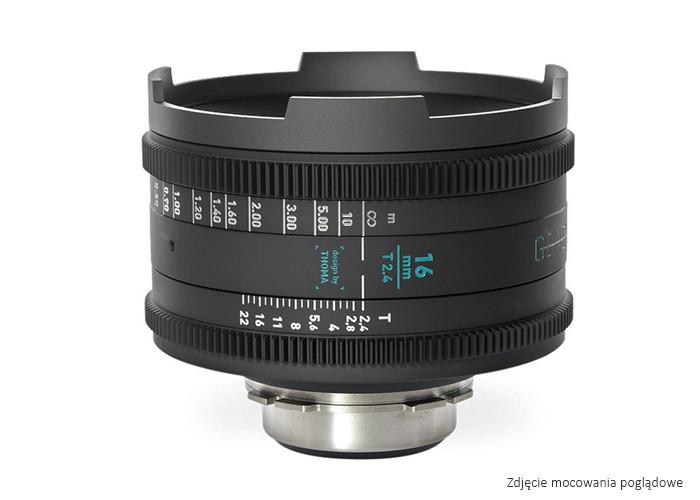 GECKO-CAM Genesis G35 16mm T2.5 E / metric
