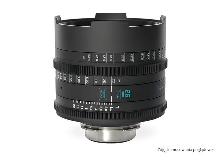 GECKO-CAM Genesis G35 25mm T1.4 MFT / metric