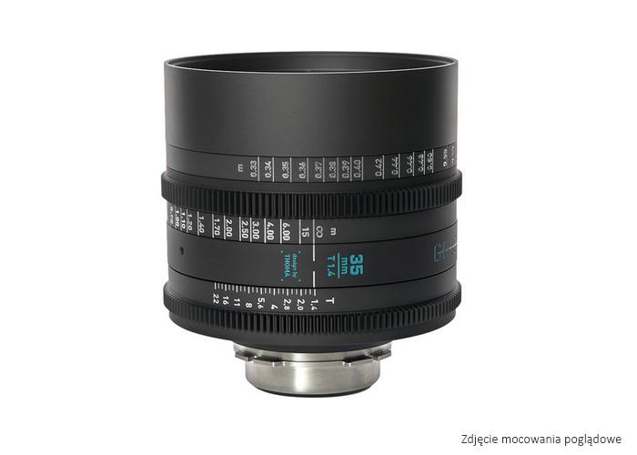 GECKO-CAM Genesis G35 35mm T1.4 E / metric