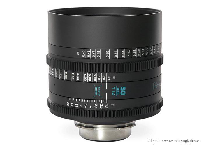 GECKO-CAM Genesis G35 50mm T1.4 MFT / metric