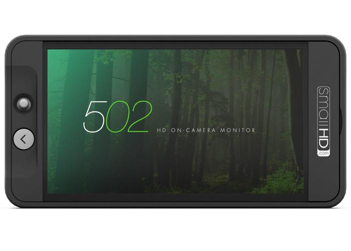 SmallHD 502 HDMI/SDI On-Camera Monitor