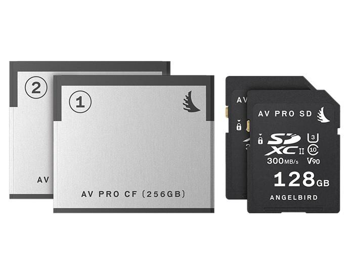 Angelbird CFast 2.0 Match Pack Blackmagic URSA PRO (MP-URSAPRO)