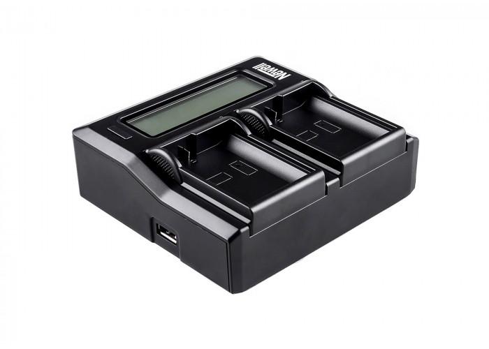 Newell  ładowarka dwukanałowa DC-LCD do akumulatorów NP-FZ100