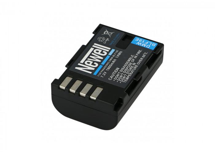 Newell akumulator zamiennik Panasonic DMW-BLF19E