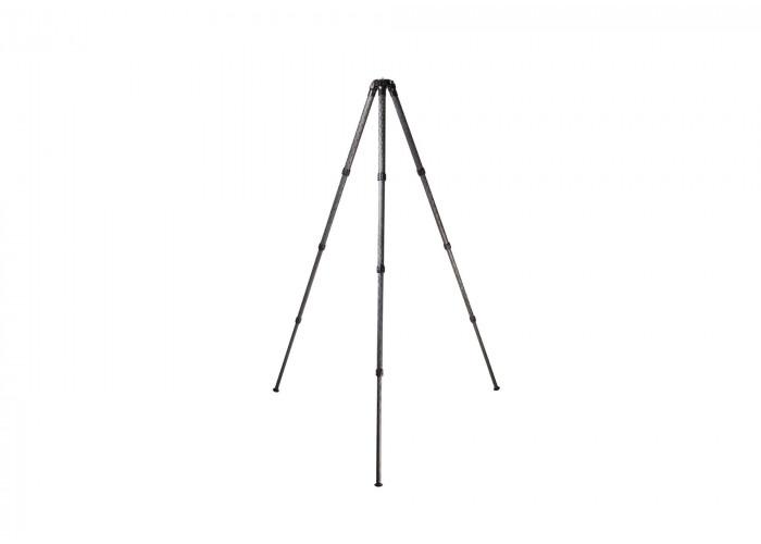 """ProMediaGear (TR344L) 34mm Series Pro-Stix 71"""" inch Carbon Fiber Tripod legs 4-Section"""