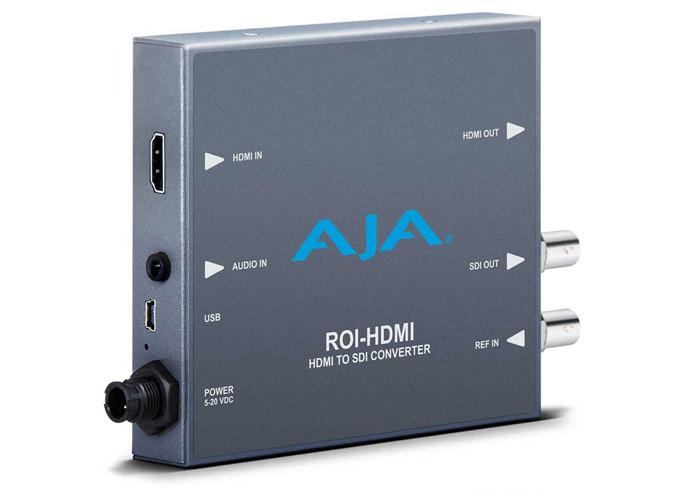 AJA ROI HDMI z zasilaczem