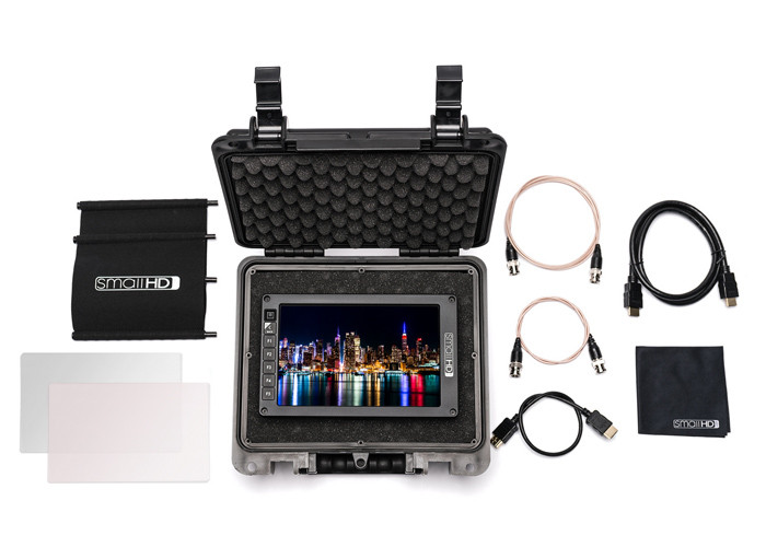 SmallHD 702 OLED On-Camera Monitor Kit