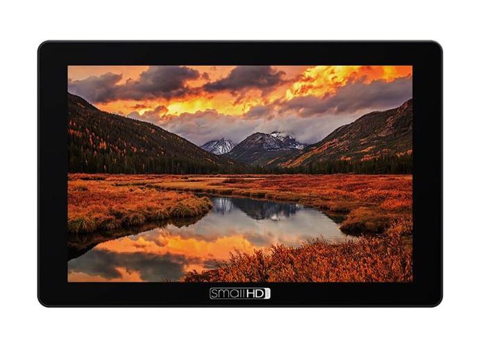 SmallHD Cine 7 Monitor + V-Mount Bracket