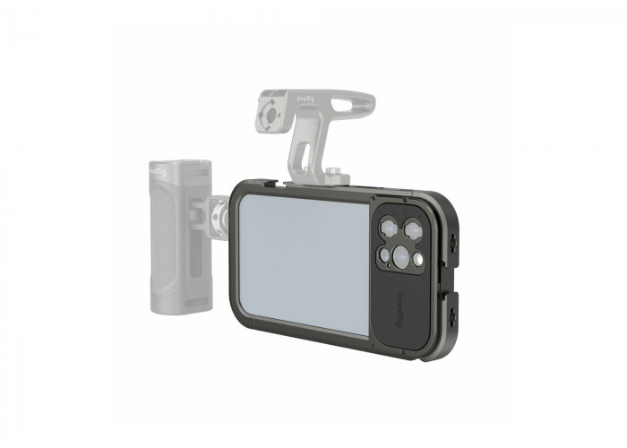 SmallRig (3077) Pro Mobile Cage for iPhone 12 Pro Max
