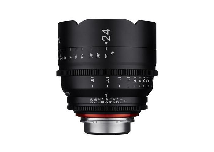 Samyang Xeen 24mm T1,5  Sony E