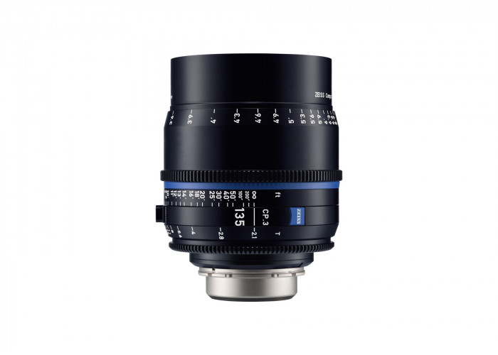 Zeiss Compact Prime CP.3 135/T2,1 T - PL